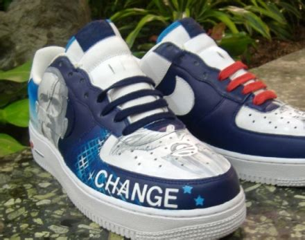 Chaussures Nike Air Force 1 Obama & Adidas Stan Smith