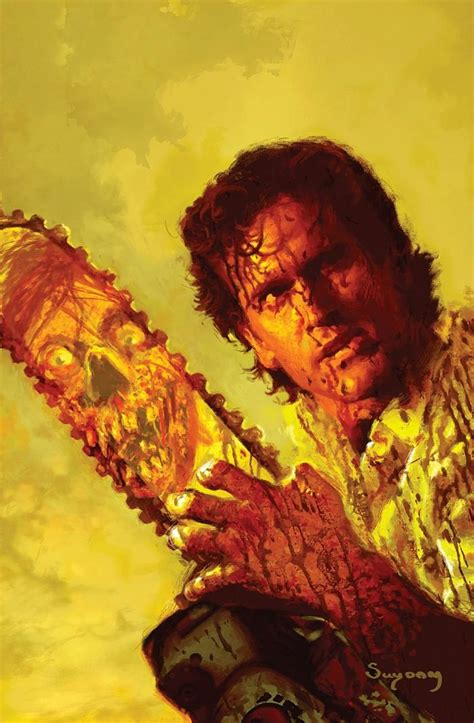 The Art of Army of Darkness - Coming in October from Dynamite