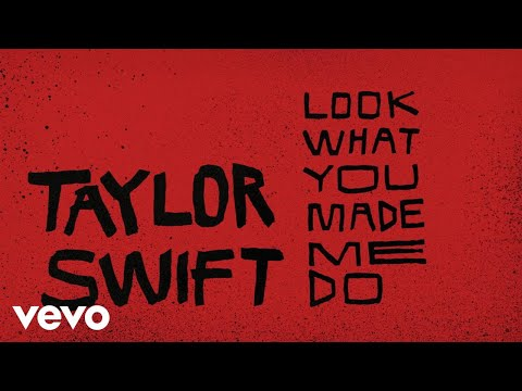 Taylor Swift - Look What You Made Me Do (Haschak Sisters