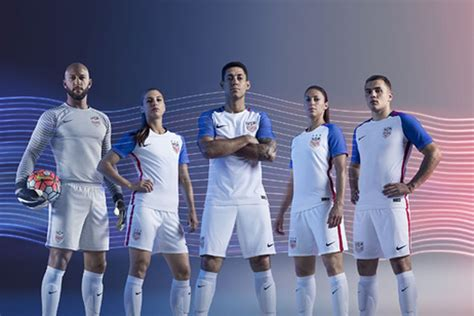 USSF unveils new kit from Nike - Stars and Stripes FC