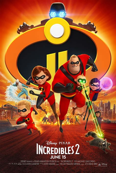 New Trailer For Incredibles 2 - Blackfilm - Black Movies