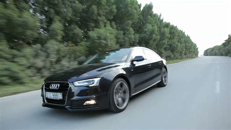 Top Cars DXB: Audi A5 S-Line Review - YouTube