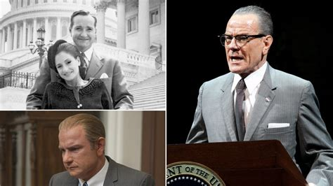 Hey, Hey, LBJ, How Many Actors Have Played You Today?