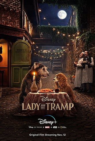 """New """"Lady and the Tramp"""" trailer: First look at the"""
