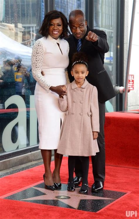 Actress Viola Davis is joined by her husband Julius Tennon