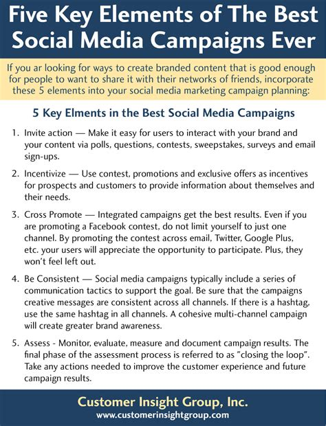 What is a Social Media Marketing Campaign?