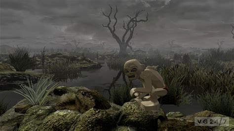 LEGO: Lord of the Rings screenshots take you on a Misty