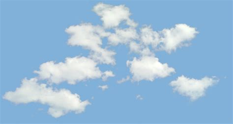 Fluffy Clouds | OpenGameArt