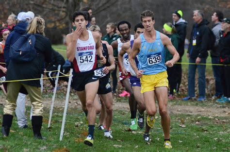 Men's cross country finishes 14th at NCAA championship