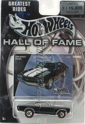 Hot Wheels - Hall Of Fame - Greatest Rides