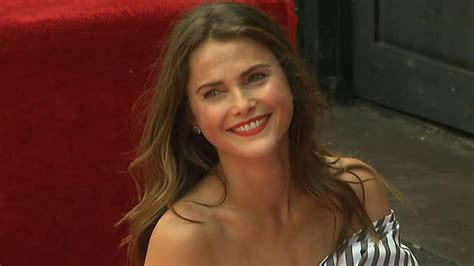 Keri Russell Has 'Felicity' Reunion at Hollywood Walk of