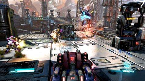 Transformers: Fall of Cybertron (Xbox 360) Review