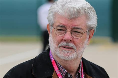 George Lucas to new 'Star Wars' film: I'm your divorced