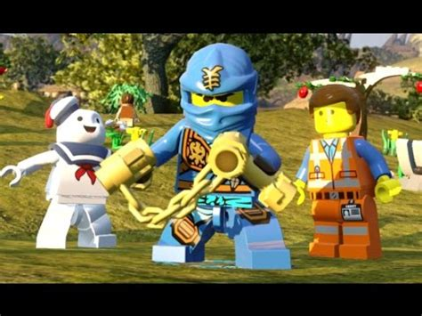 LEGO Dimensions - Lord of the Rings World 100% Guide (All