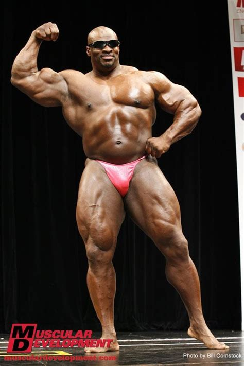 This is How Ronnie Coleman Looks After His Competing Days