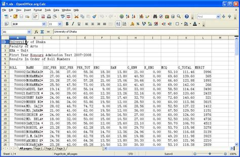 Image to OpenOffice OCR Converter – Convert image to